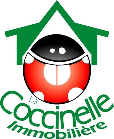La Coccinelle Immobilière.