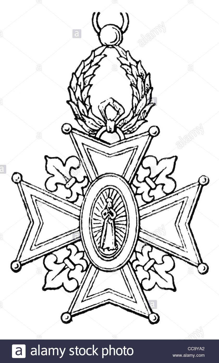 The Royal And Distinguished Spanish Order Of Charles Iii (spain.