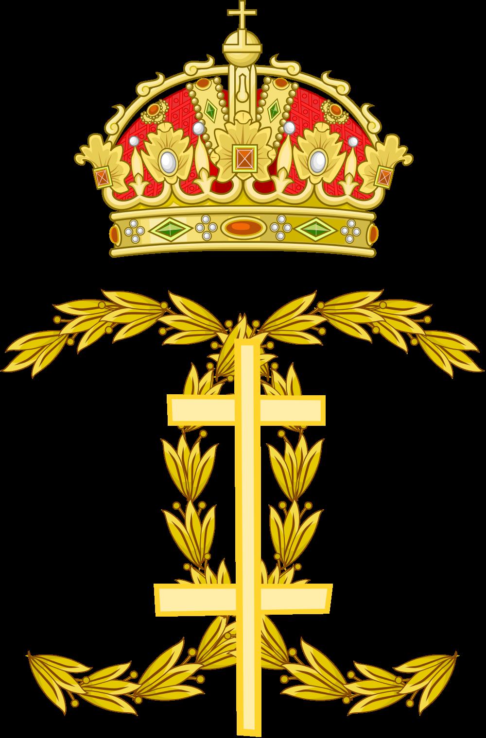 File:Monogram of Charles III, duke of Lorraine.svg.