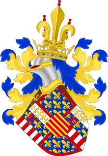 Charles IV, Duke of Anjou.