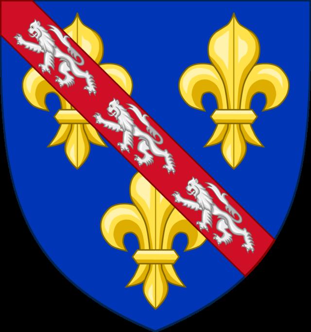 Charles IV de Bourbon.