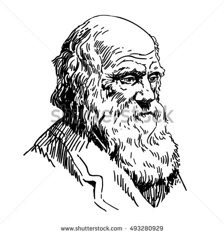 Charles Darwin Stock Photos, Royalty.