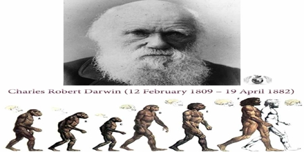 Presentation on Charles Robert Darwin.