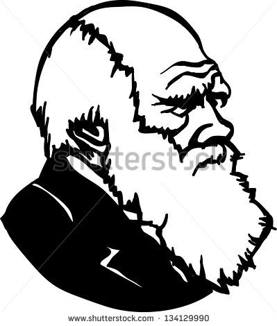 Charles Robert Darwin Stock Photos, Royalty.