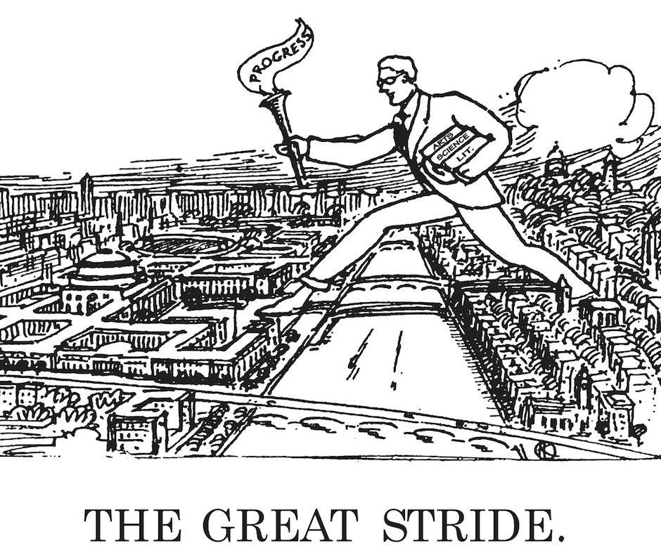 The Great Stride: MIT Moves to Cambridge.