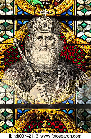 """Stock Photo of """"Charles the Great, Charlemagne, Carolus Magnus or."""