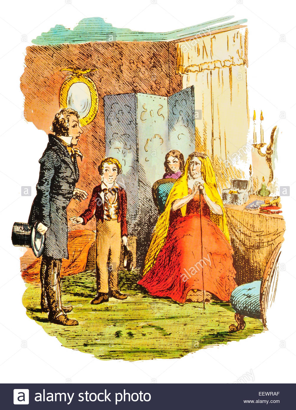 Clip Art for Great Expectations.