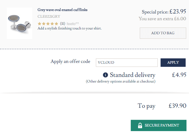 10% Off → Charles Tyrwhitt Discount Codes for September 2019.