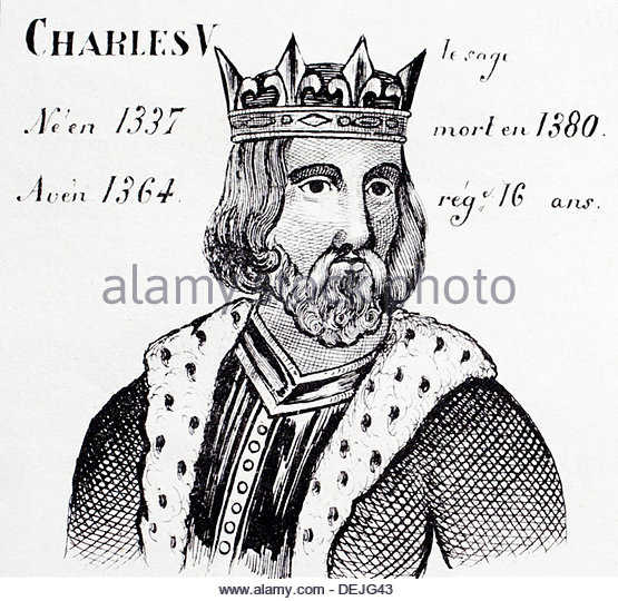 Charles V The Wise Stock Photos & Charles V The Wise Stock Images.