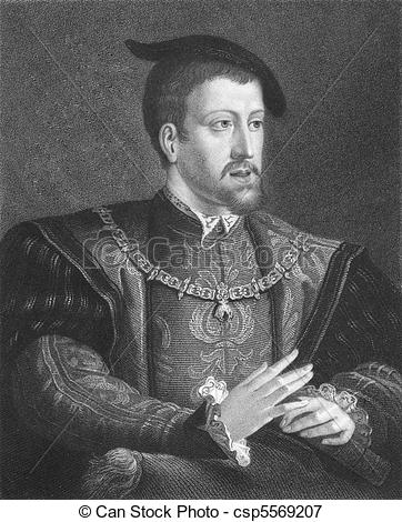 Picture of Charles V (1500.