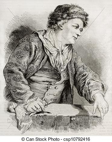 Clipart of Van Loo.