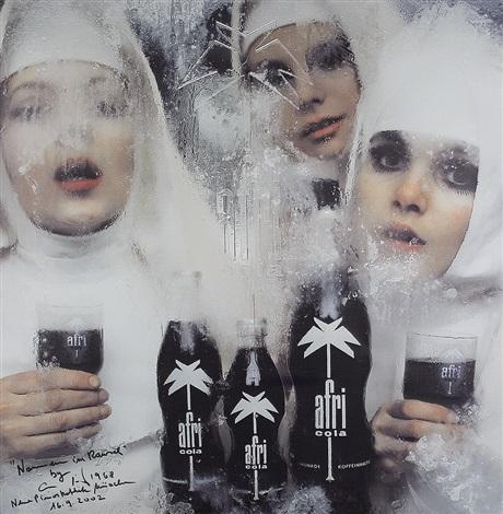 Nonnen im Rausch Afri Cola by Charles Wilp on artnet.