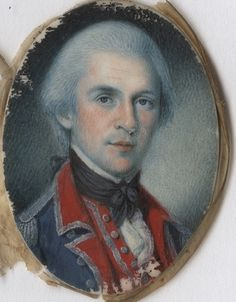 Charles Wilson Peale Portrait, 1804..