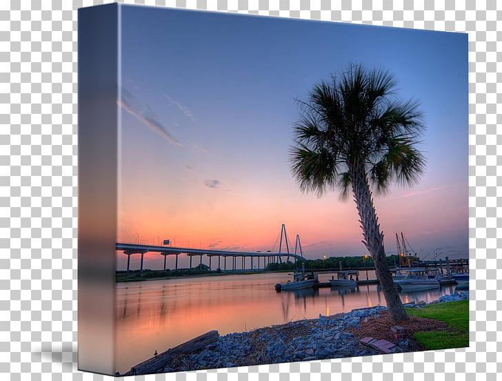 Arthur Ravenel Jr. Bridge Isle of Palms Mount Pleasant.