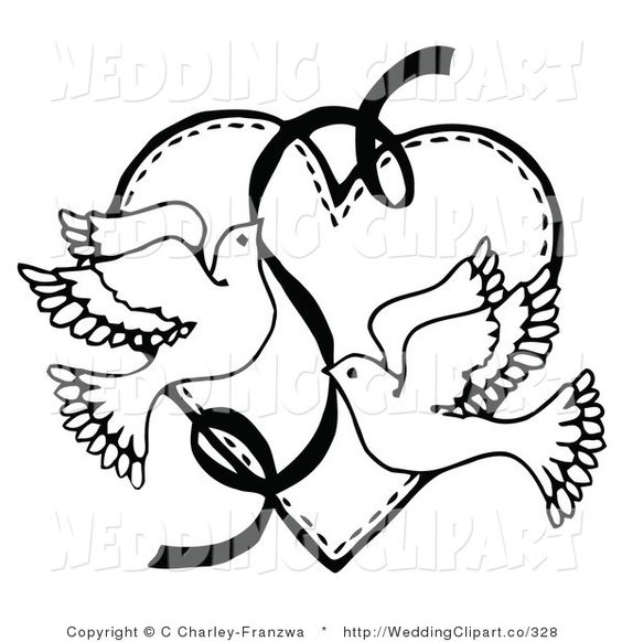 free downloadable wedding clipart.