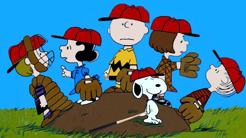 Read This: Charlie Brown's baseball managing career reconsidered.