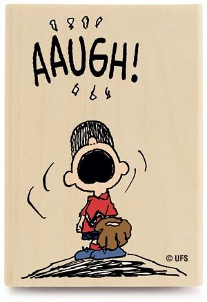 Obsessive Nerd Discoveries: Charlie Brown Was a Terrible Baseball.
