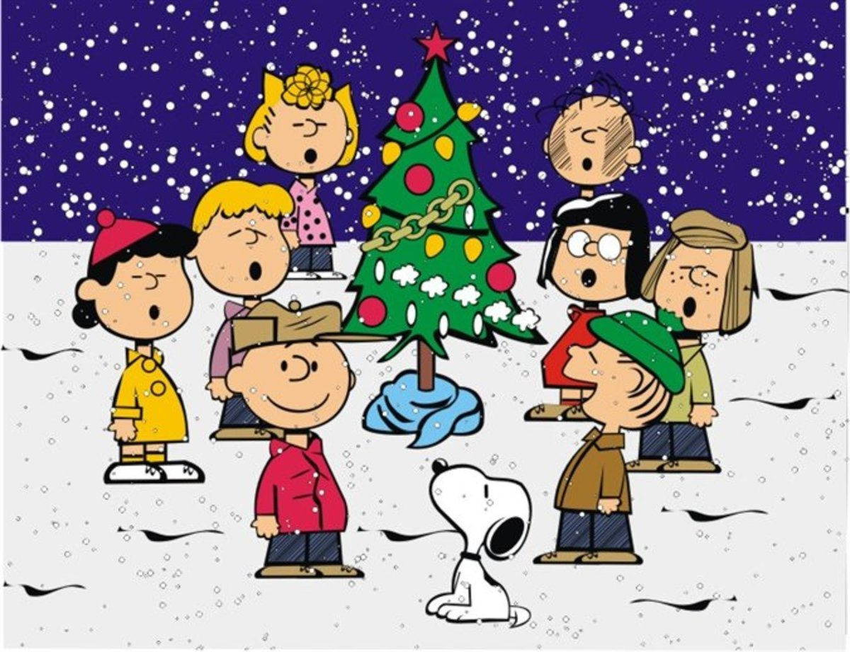 Charlie brown christmas clipart 7 » Clipart Portal.