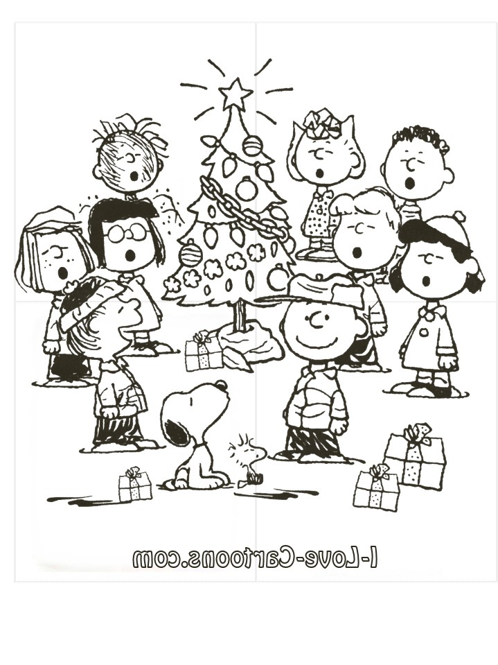 Charlie Brown Christmas Clipart Free Printable.