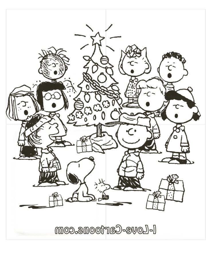 Charlie Brown Christmas Clipart Free Printable.