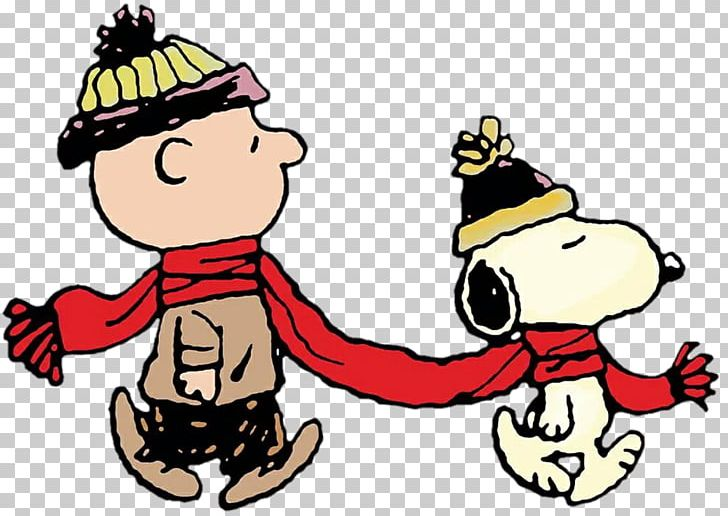 Snoopy Charlie Brown Woodstock Christmas Peanuts PNG, Clipart.
