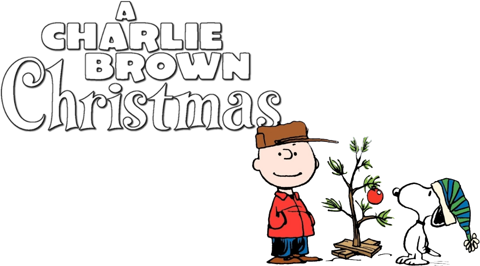 Download HD Charlie Brown Christmas Clipart.