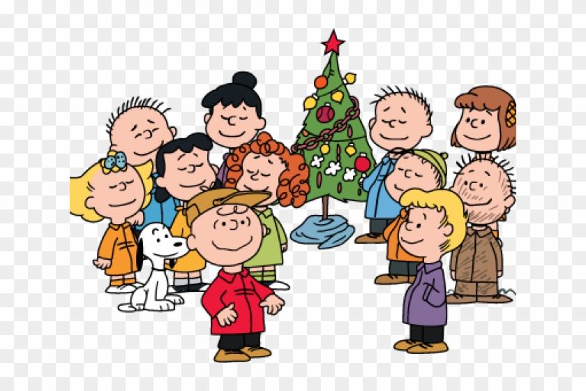 Peanuts Christmas Cliparts.