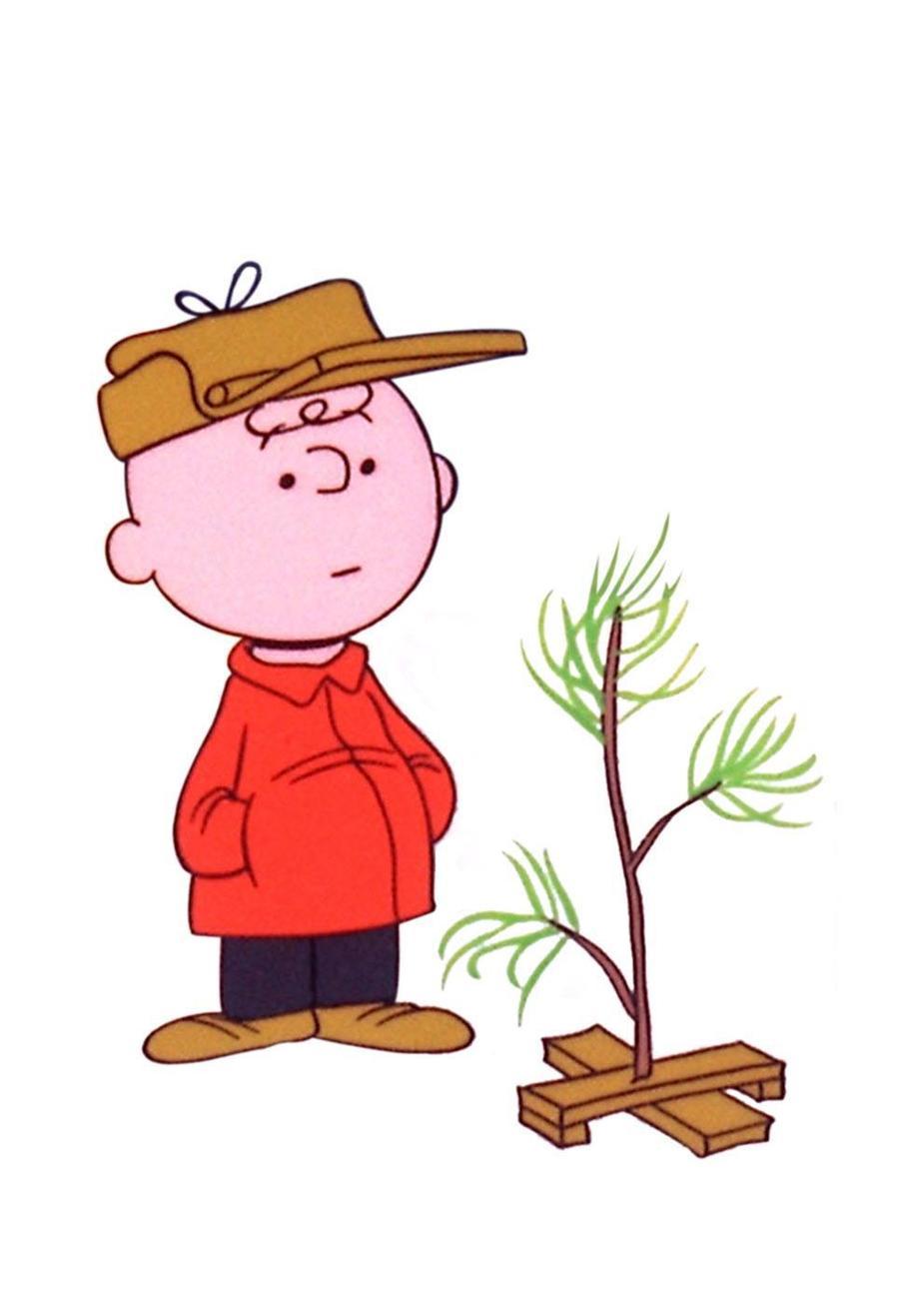 Download charlie brown christmas tree clipart Charlie Brown Linus.