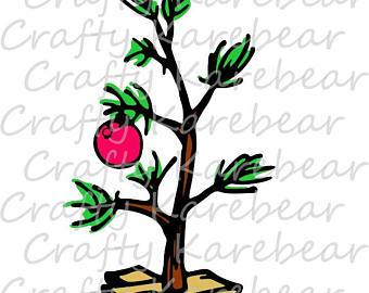 Charlie brown christmas tree clipart 6 » Clipart Portal.