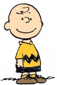 Charlie Brown Clip Art.