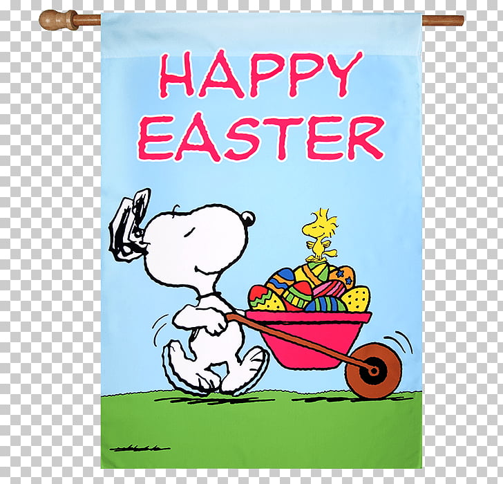 Snoopy Woodstock It\'s the Easter Beagle, Charlie Brown.