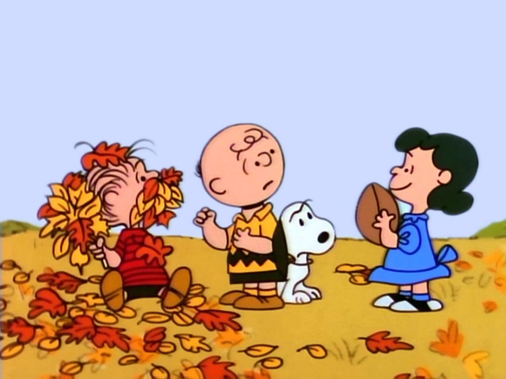 50+ Snoopy Fall Wallpapers.
