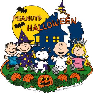 Peanuts Pumpkin Carols.