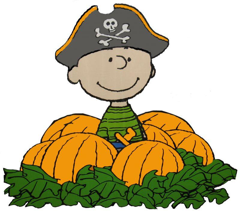 Charlie brown halloween clipart.