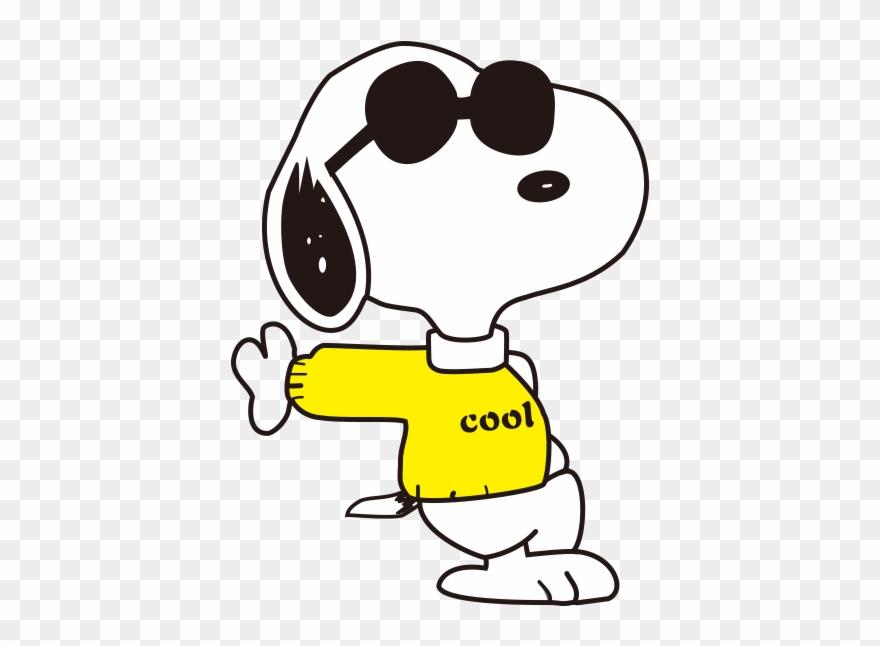 Clip Art Snoopy.