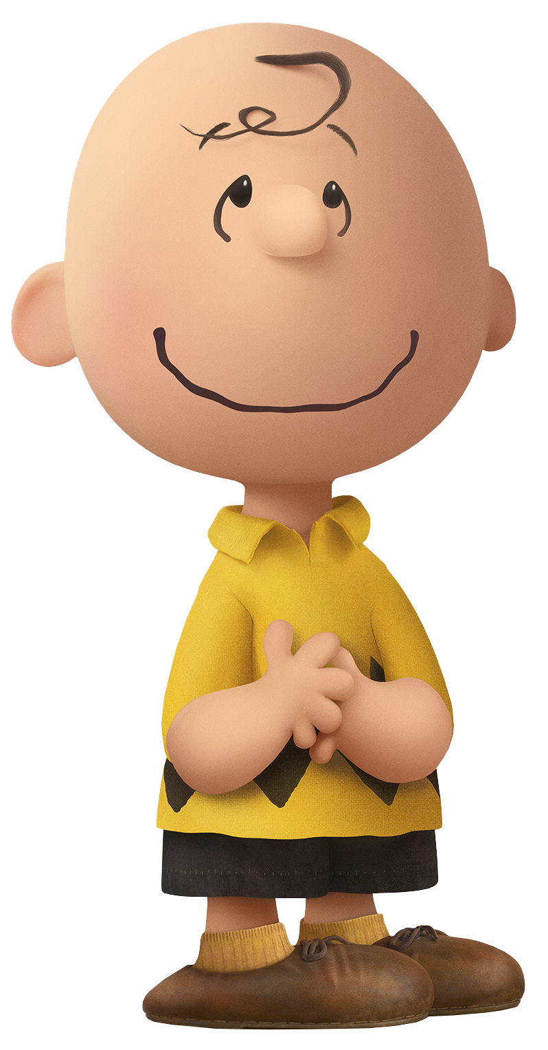 Charlie Brown The Peanuts Movie Transparent Cartoon.