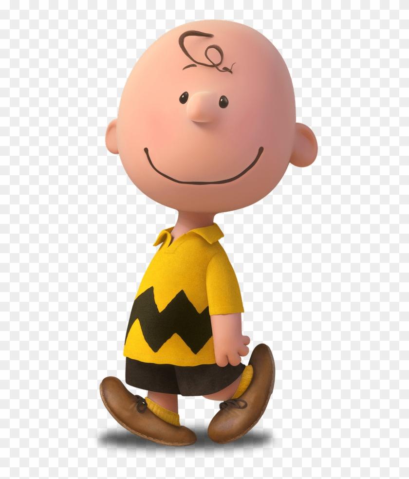 Charlie Brown Walking.