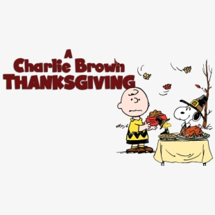 Thanksgiving Clipart Snoopy.