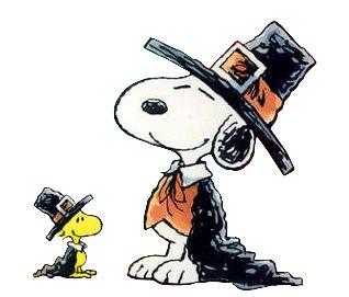 Cute Pilgrim Clipart.