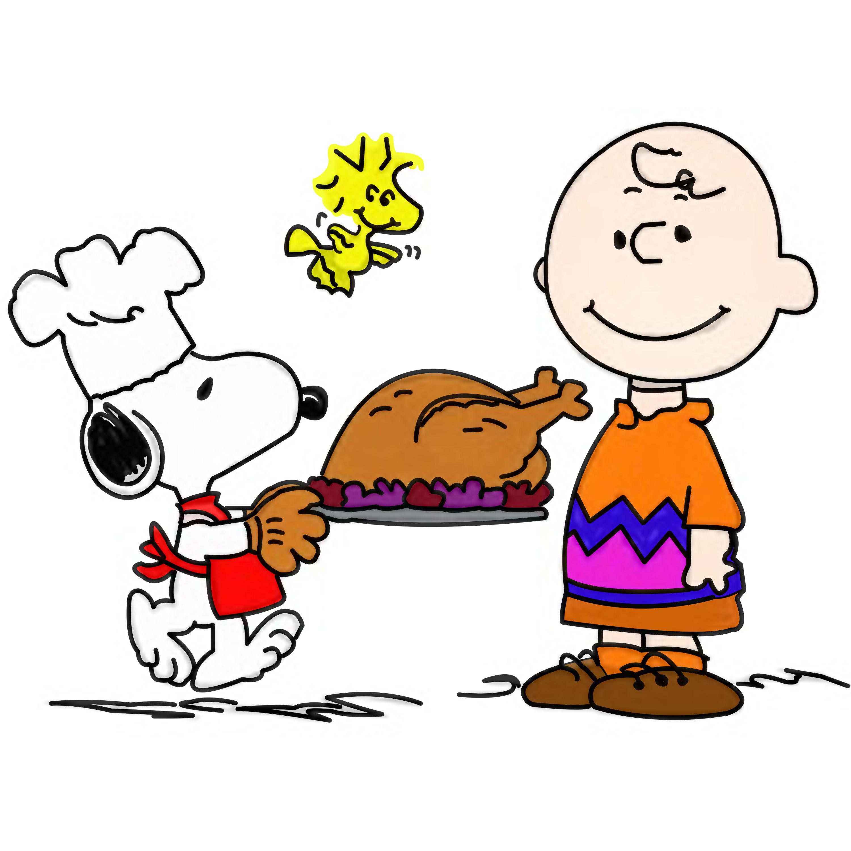 Charlie Brown Thanksgiving Clip Art.
