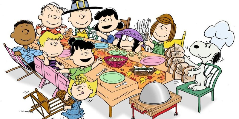 Charlie Brown Thanksgiving.