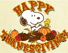 Thanksgiving Charlie Brown Clipart.