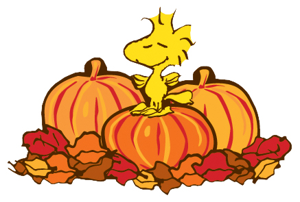 Charlie Brown Thanksgiving Clip Art.
