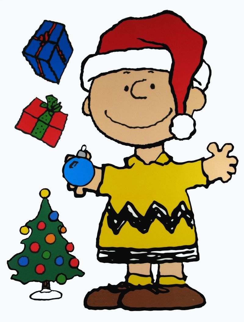 Charlie Brown Characters Clipart.