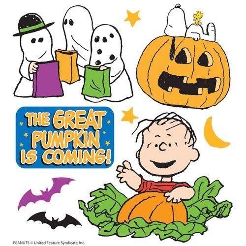 Great Pumpkin Charlie Brown Clipart.