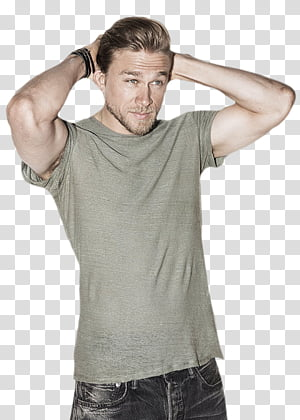 Charlie Hunnam s, transparent background PNG clipart.