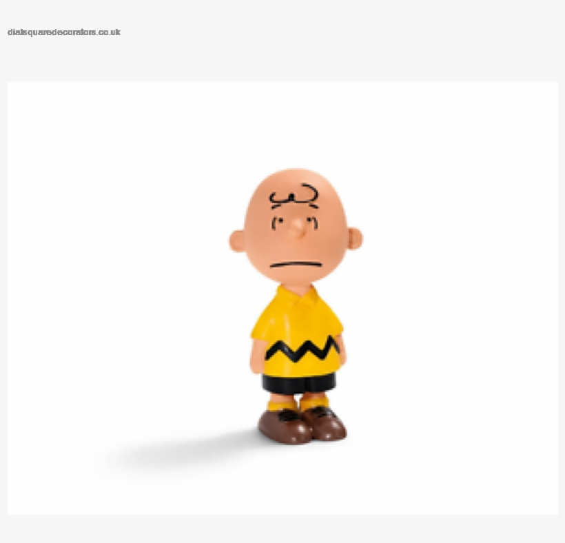 Hot New Schleich Peanuts Charlie Brown Action Figure.