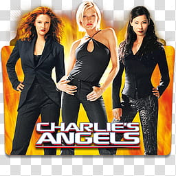 Charlie Angels Collection Folder Icon , Charlies Angel_x.