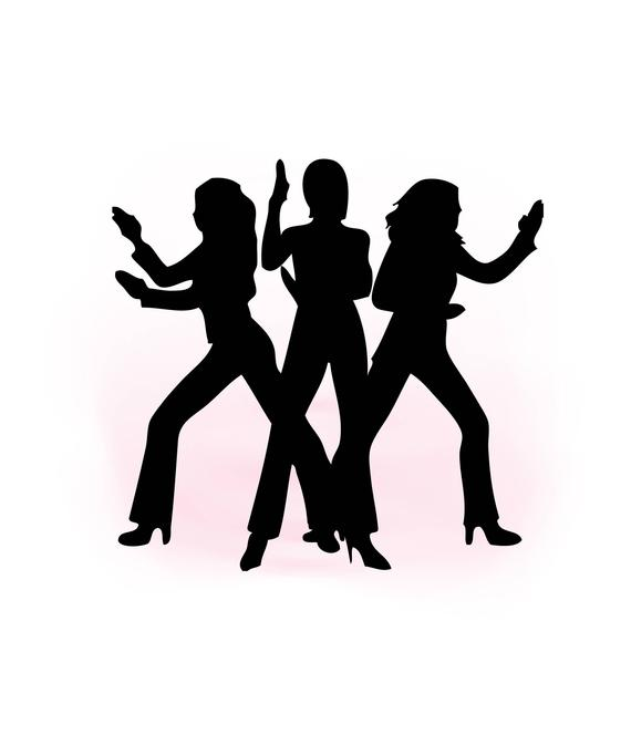Charlies Angels Clipart & Free Clip Art Images #20559.