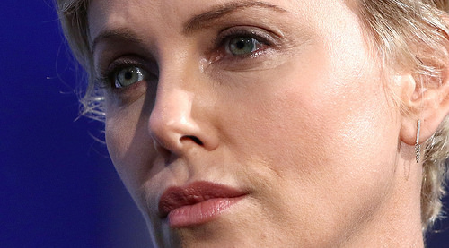 Search Charlize Theron.